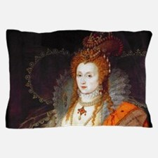 Queen Elizabeth I Pillow Case