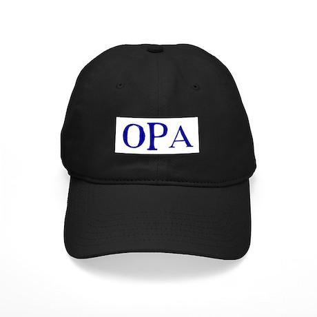 Greek Black Cap
