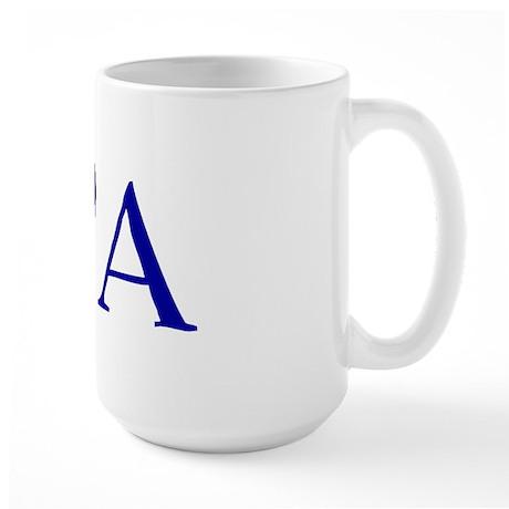 Greek Large Mug