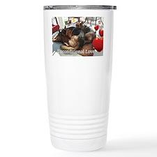 Unconditional Love Thermos Mug