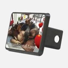 Unconditional Love Hitch Cover