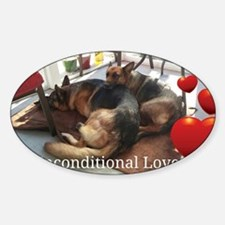 Unconditional Love Decal