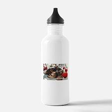 Unique German shepherd Water Bottle