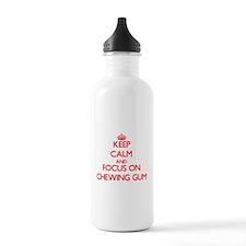 Cute Chew Sports Water Bottle
