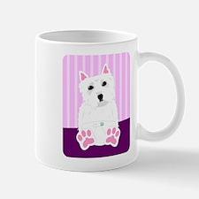 West Highland White Terrier Puppy Coffee Mug
