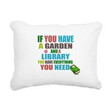 If you have a garden and a Library Rectangular Can