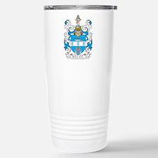 Nicol Family Crest Travel Mug