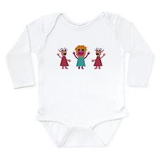 Mahna Kids Tee Body Suit