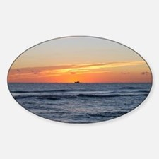 Cool Jupiter florida Sticker (Oval)