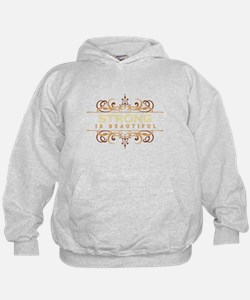 Strong is Beautiful Hoodie