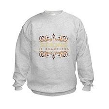 Strong is Beautiful Sweatshirt