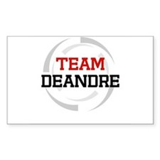 Deandre Rectangle Decal