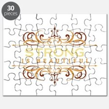 Strong is Beautiful Puzzle