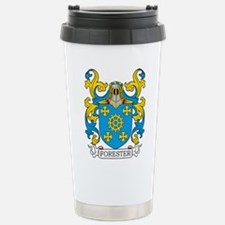 Forester Family Crest Travel Mug