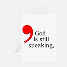 Funny Liberal christian Greeting Cards (Pk of 20)