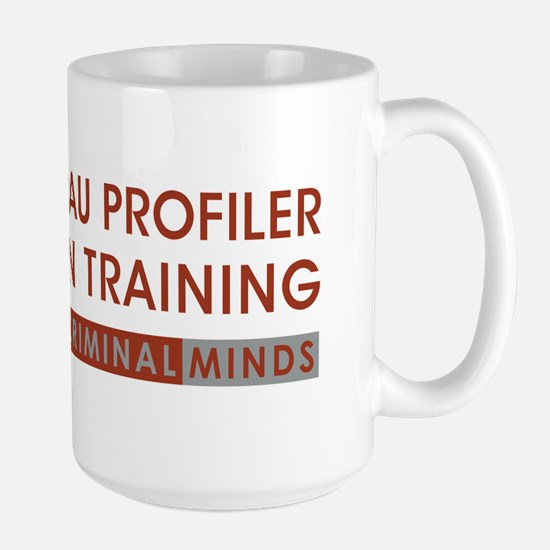PROFILER IN TRAINING Large Mug