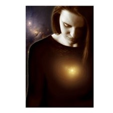 Inner Light, 8 postcards