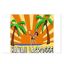 Lacrosse Hawaii Postcards (Package of 8)