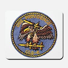 USS PROVIDENCE Mousepad