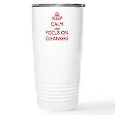 Cute Cleansers Travel Mug