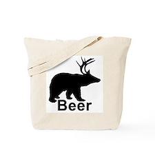 Beer Hunter. Tote Bag