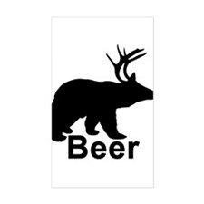 Beer Hunter. Decal