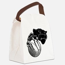 Panther Pride Canvas Lunch Bag