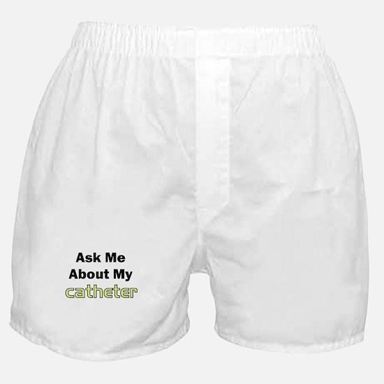 Catheter Boxer Shorts
