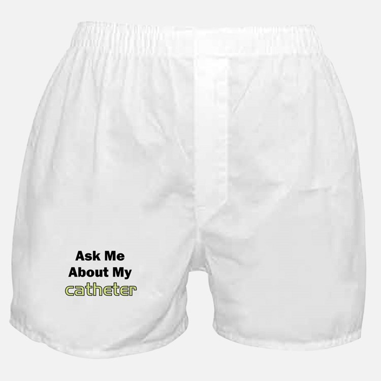 Catheter Boxer Shorts