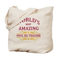 Phys. Ed. Teacher Tote Bag