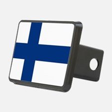 Finland Flag Hitch Cover