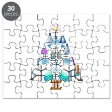 Unique Chemistry Puzzle
