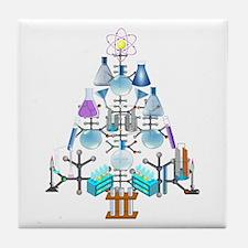 Unique Funny science Tile Coaster