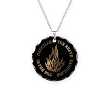 Dauntless The Brave Necklace