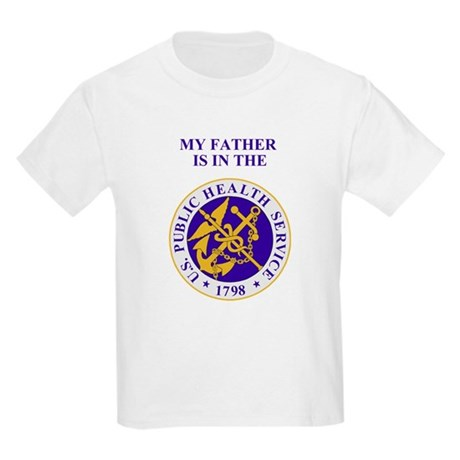 """USPHS <BR>""""My Father"""" Shirt 1"""