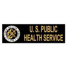 USPHS <BR>Bumper Bumper Sticker