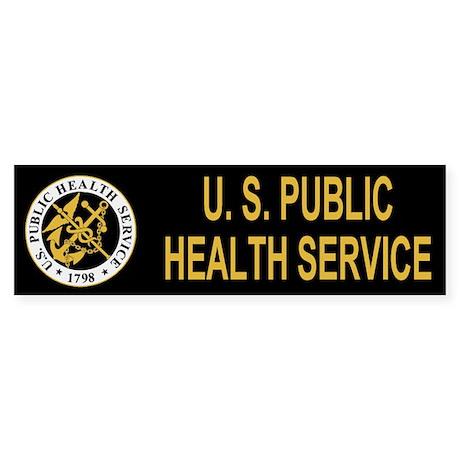 USPHS <BR>Bumper Sticker