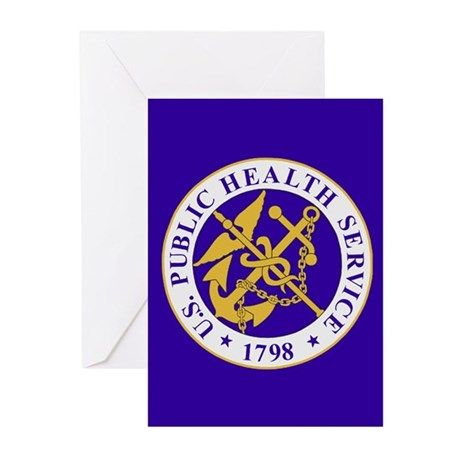 USPHS <BR>Greeting Cards (6)