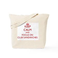 Unique I love blts Tote Bag