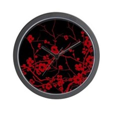 Unique Tree of peace Wall Clock