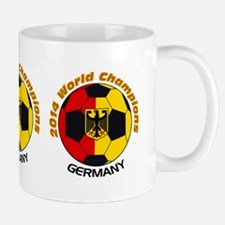 2014 Champions Germany Mug