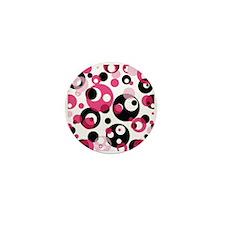 Circles Mini Button (10 pack)