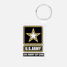 U.S. Army Keychains