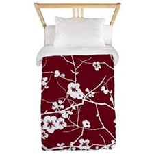 Unique Plum Twin Duvet