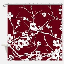Cool Tree of peace Shower Curtain