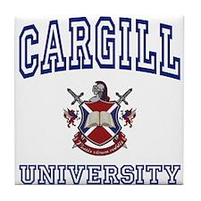CARGILL University Tile Coaster