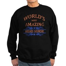 Head Nurse Sweatshirt