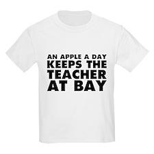 Apple a Day Teacher at Bay T-Shirt