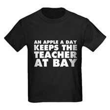 Apple a Day Teacher at Bay T