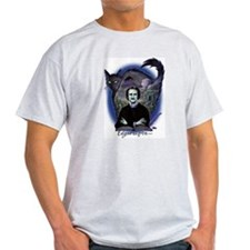 Edgar Allan Poe Black Cat T-Shirt